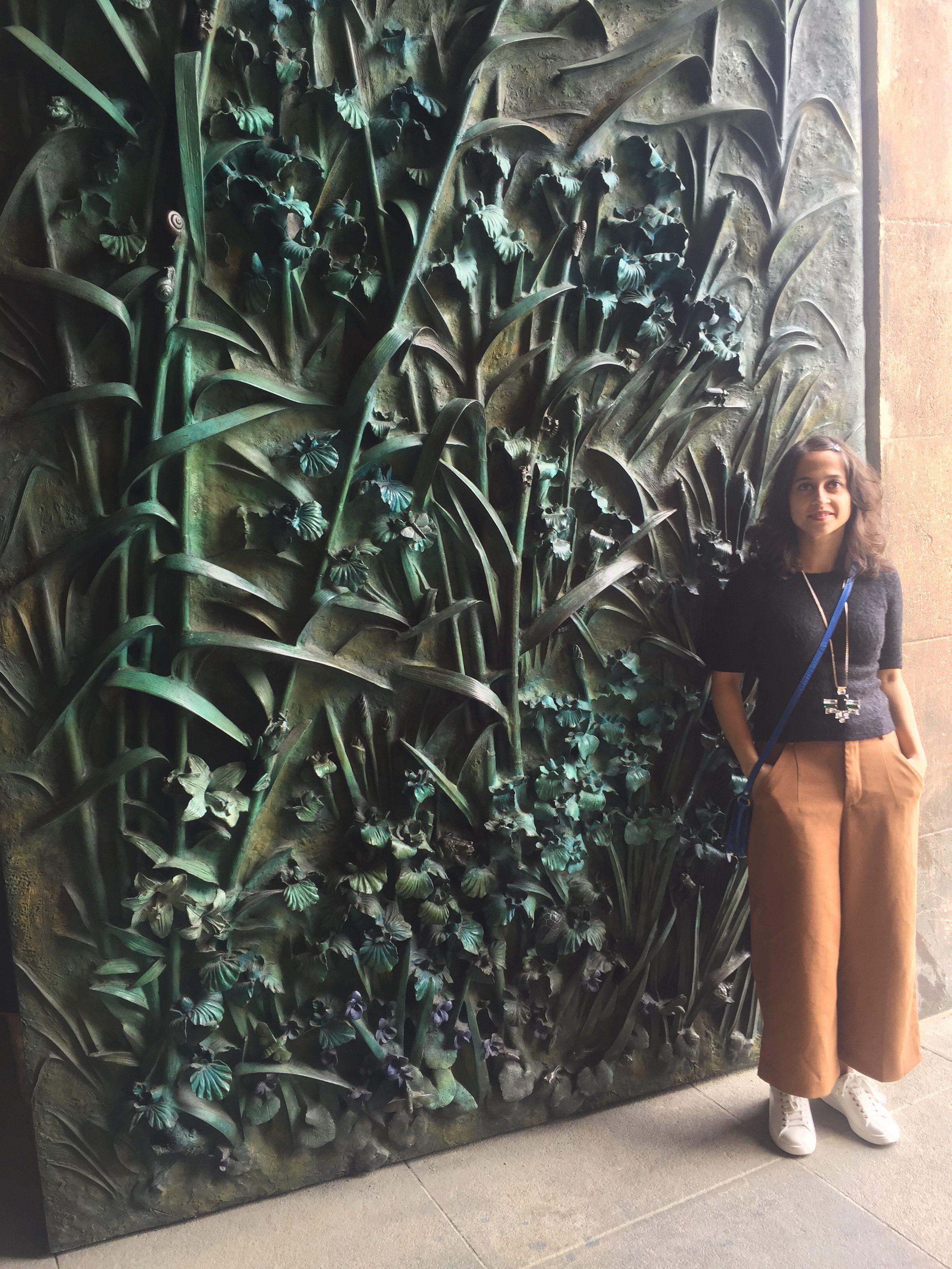 Barcelona sagrada familia city guide
