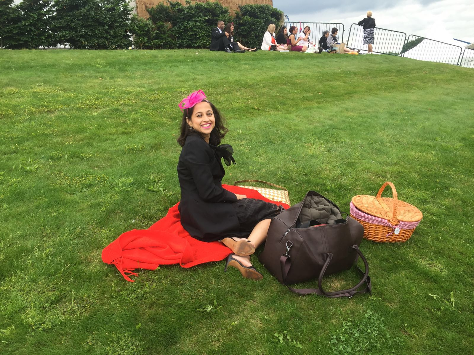 Royal Ascot picnic