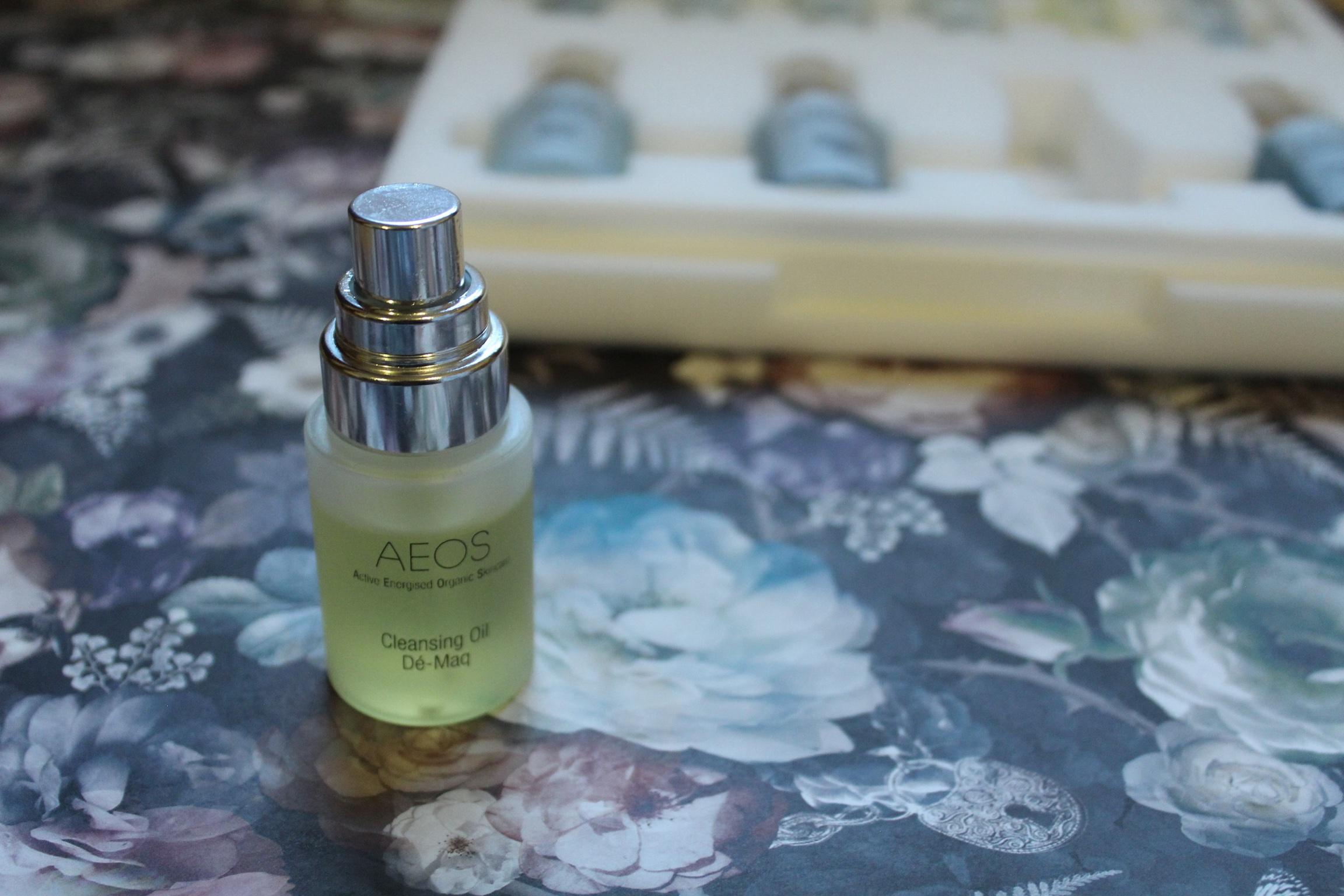 Best British skincare products AEOS