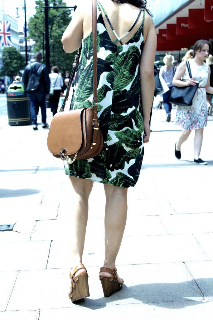 Summer Slip Dresses with the House of Fraser #OOTD