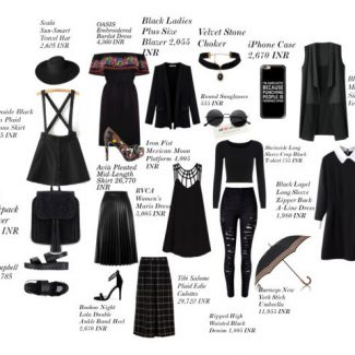 Why Black Is Always The New Black!