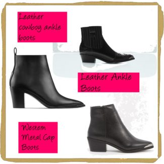 Acne Studios Loma Boots: Street and Highstreet