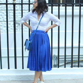 Midi Skirts Forever #OOTD