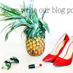 How Do We Write Our Blog Posts?