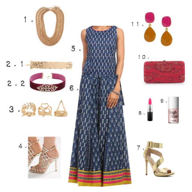 Diwali Outfit Inspiration : Indian Fashion