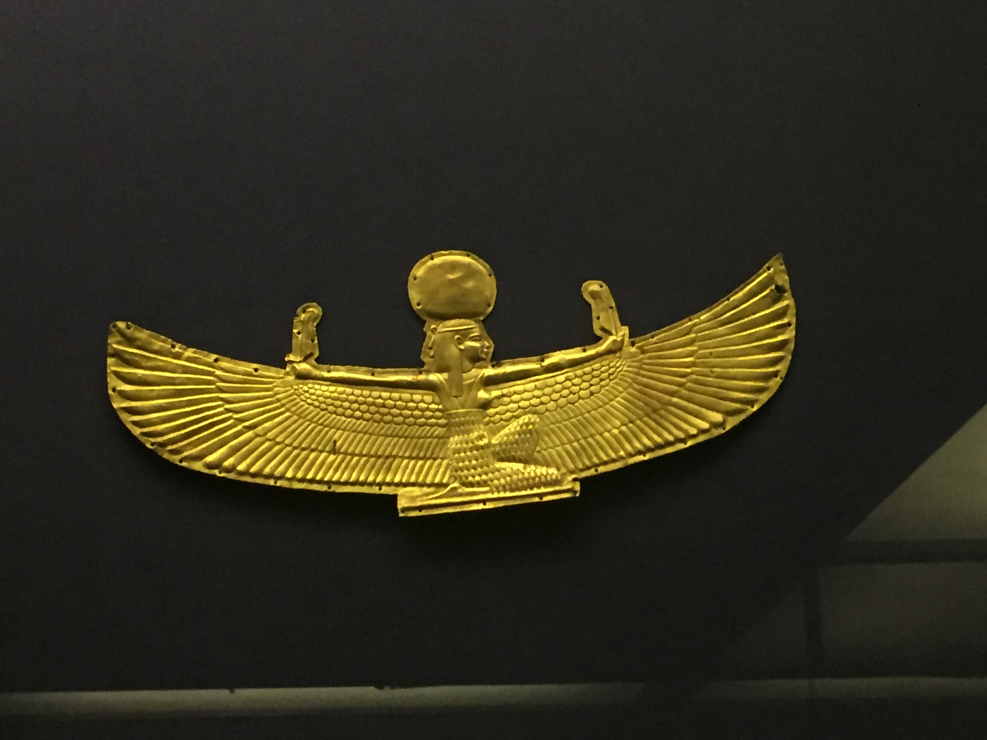 Egyptian jewellery Cairo museum