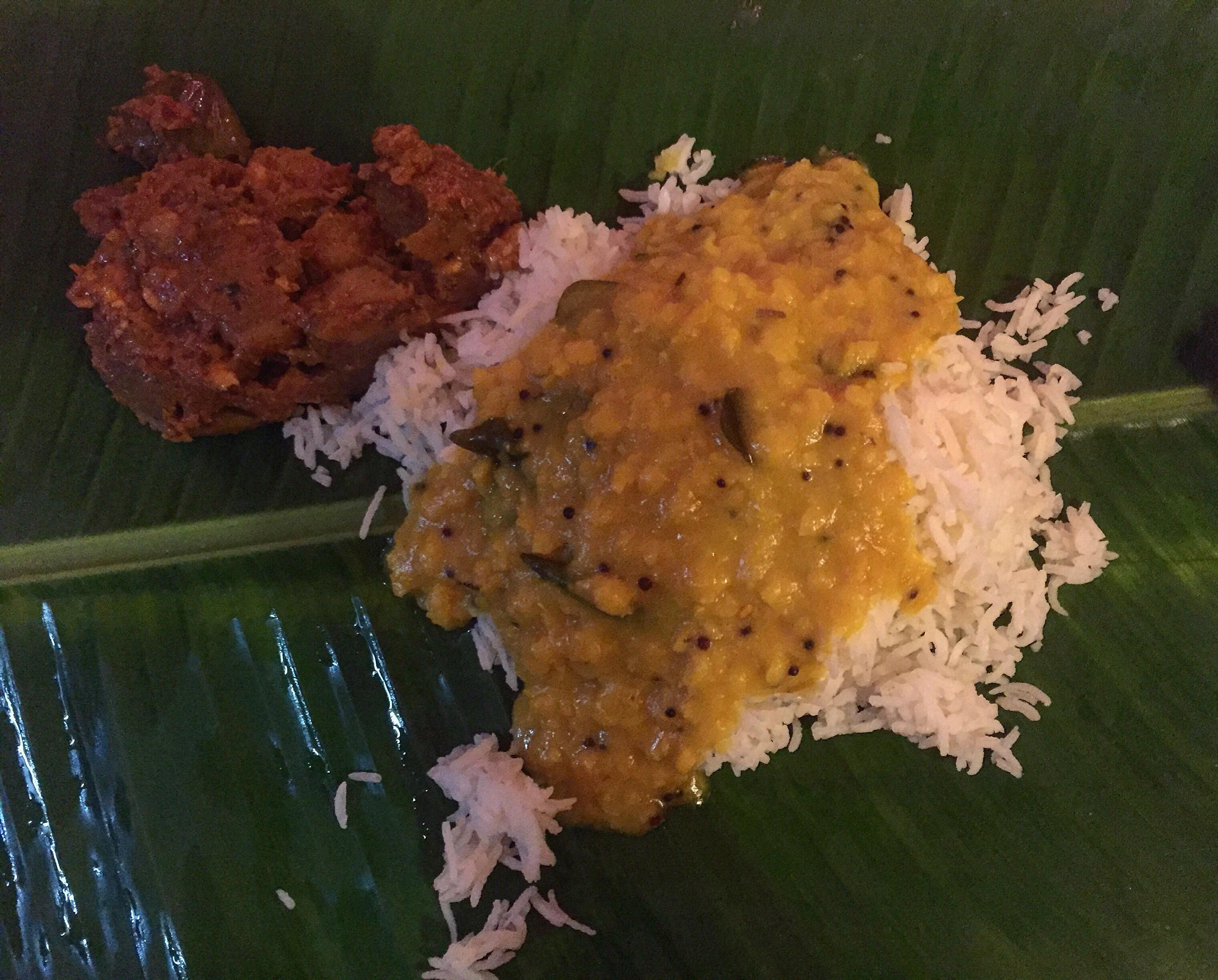 Puja food