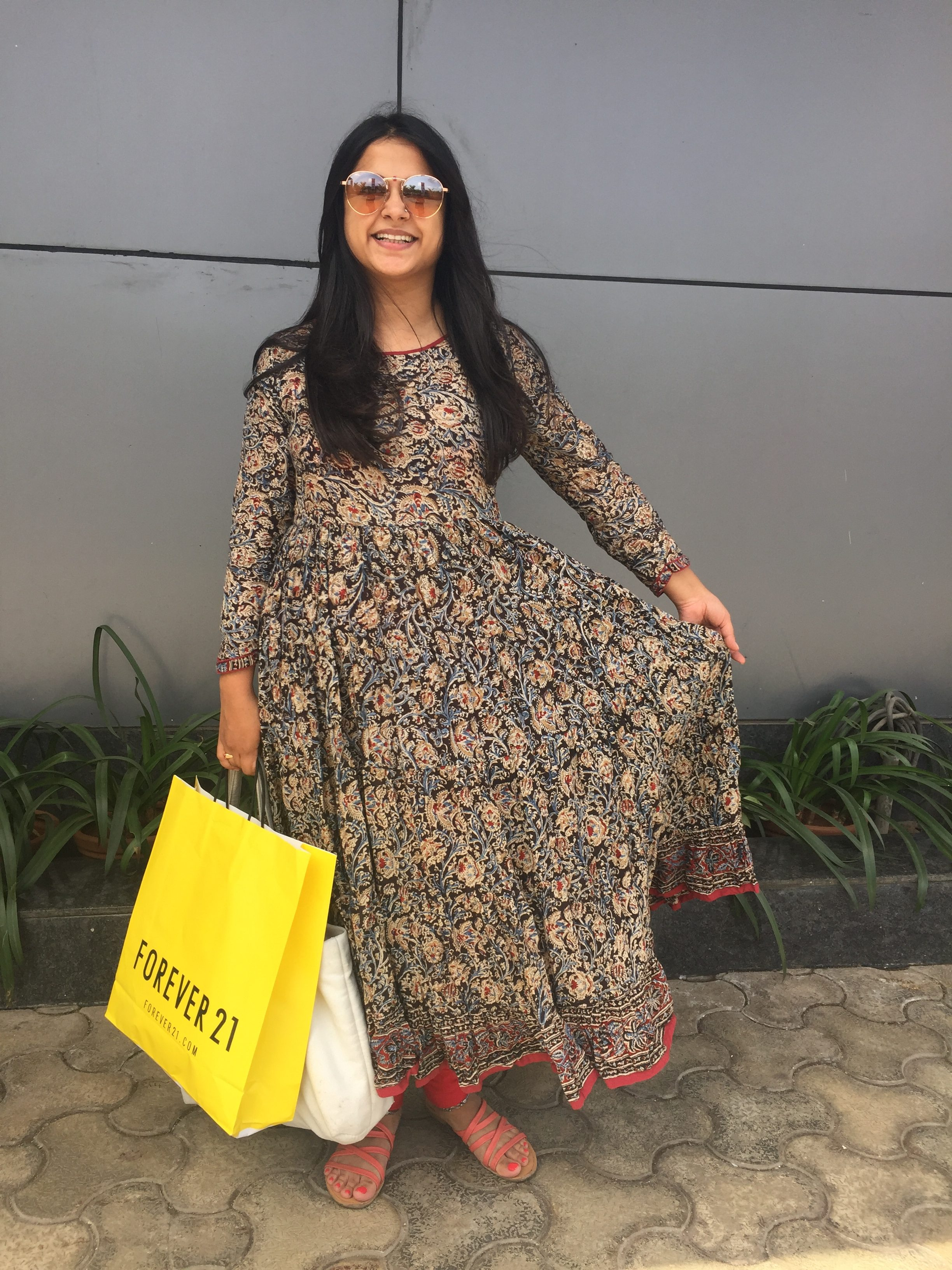Puja outfit