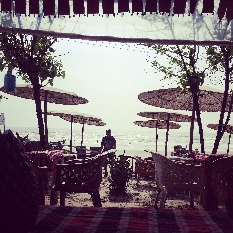 goan beach shack