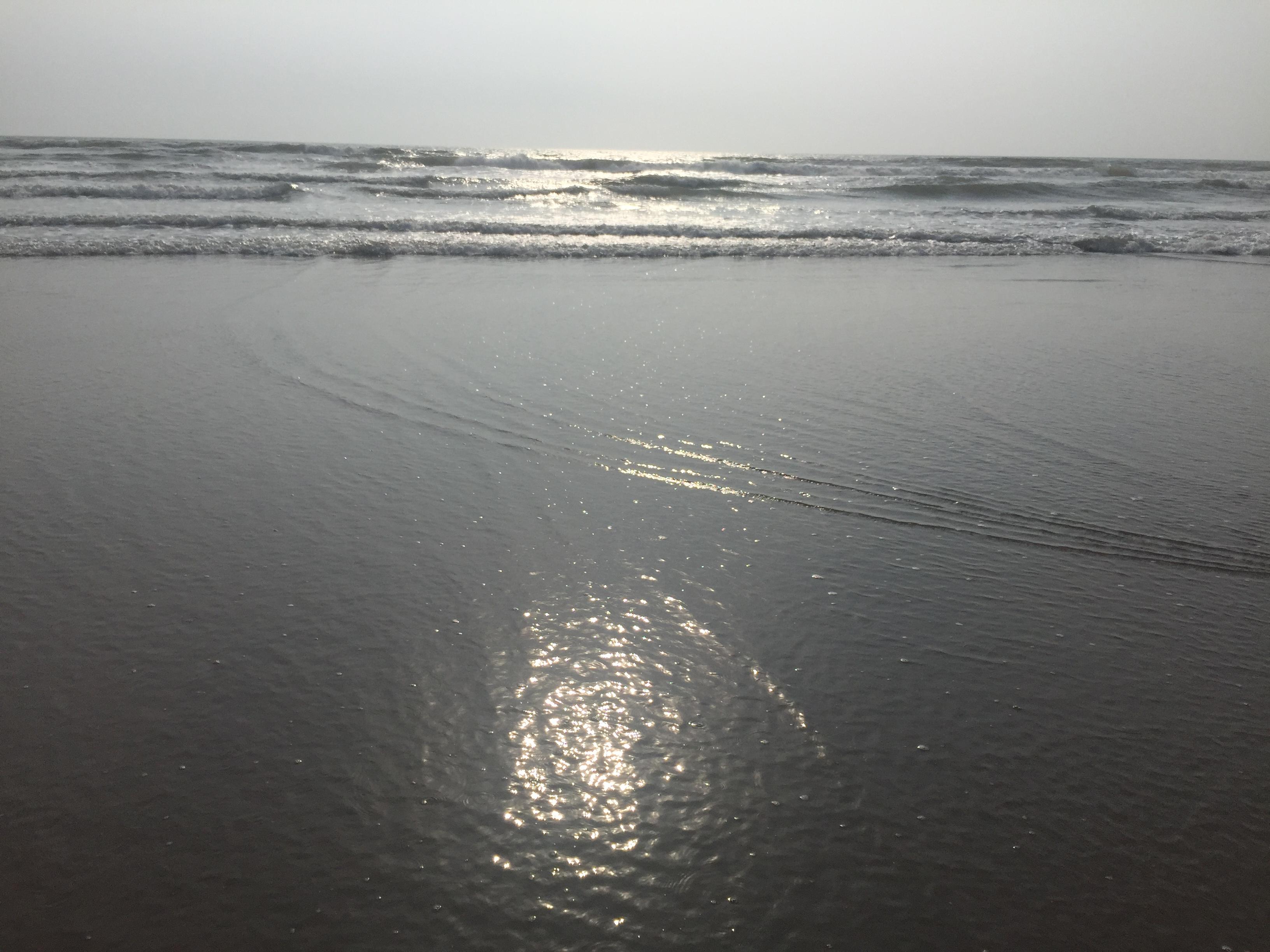 Goan beach love