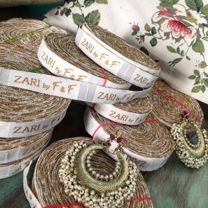 Zari by Fashion and Frappes