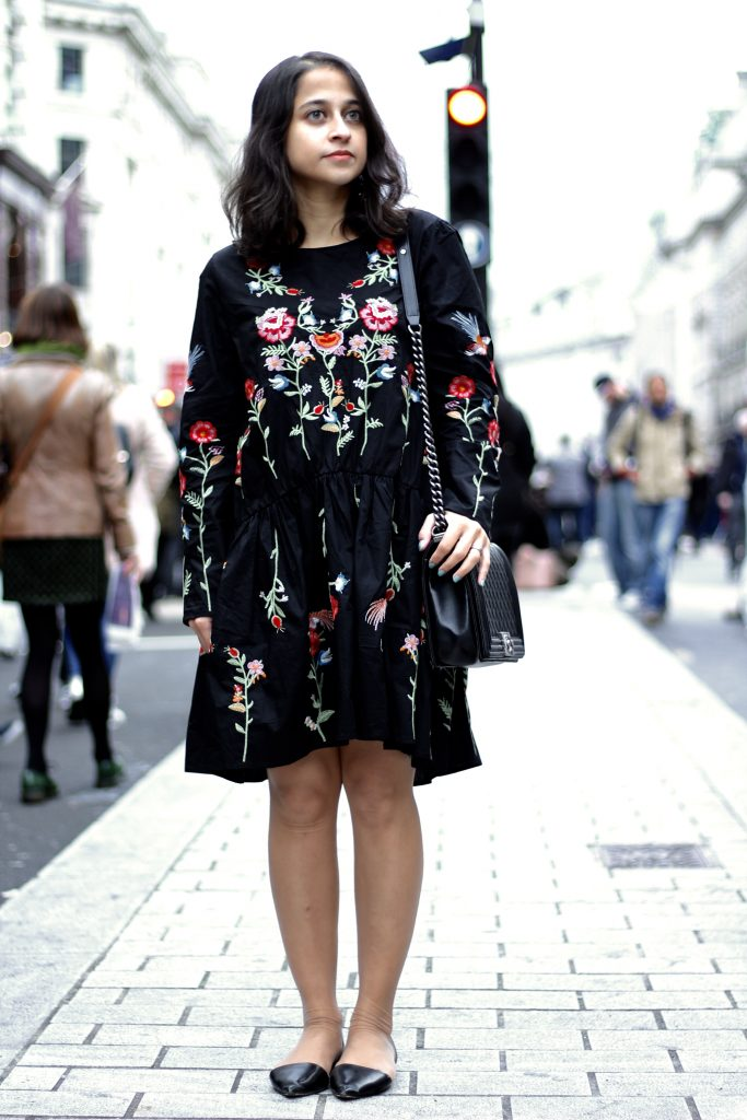 Winter Dresses – The Embroidery Trend