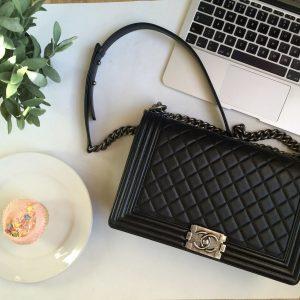 Chanel boy bag