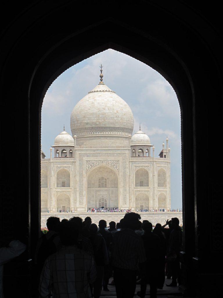 Taj Mahal Agra India Travel Plans