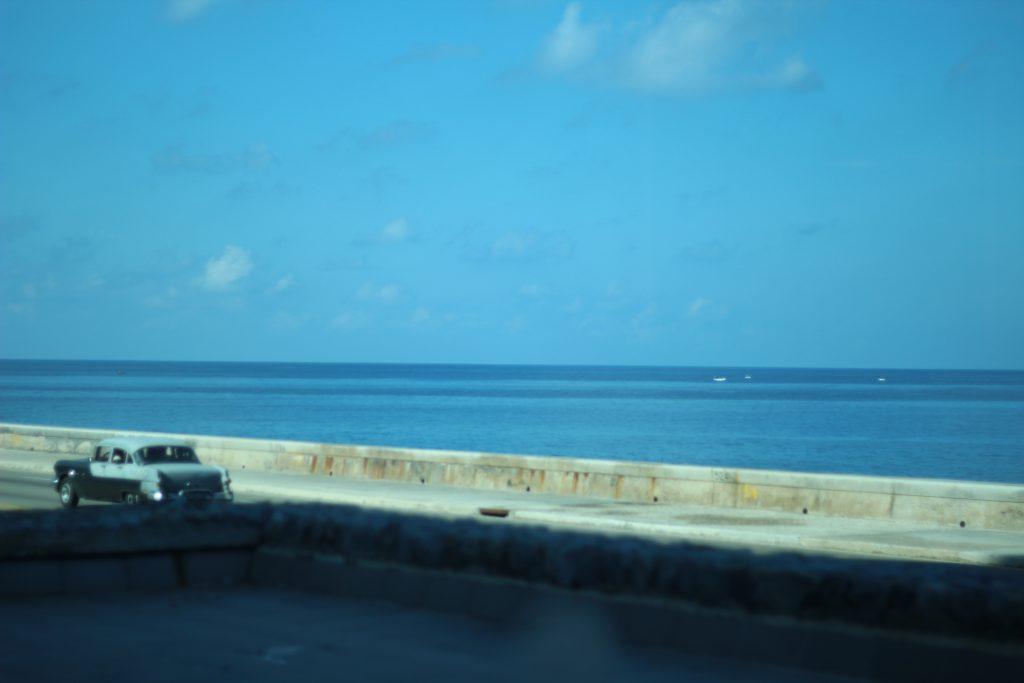 Havana Cuba promenade