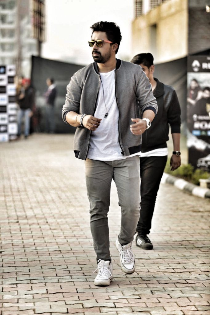Mtv Roadies Rising – Rannvijay's Lookbook