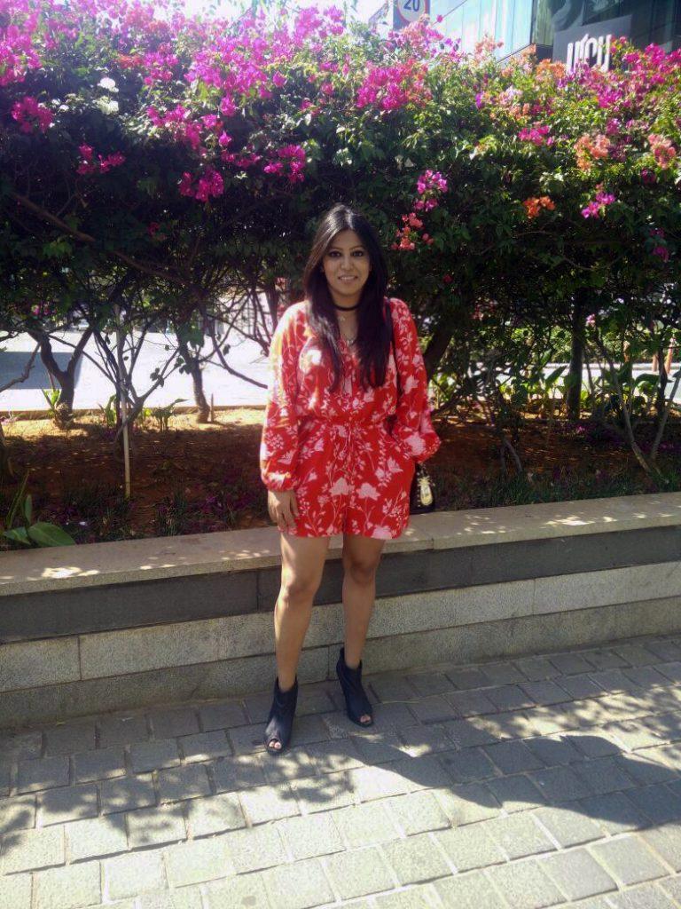 Fashion week Satarupa LOOK