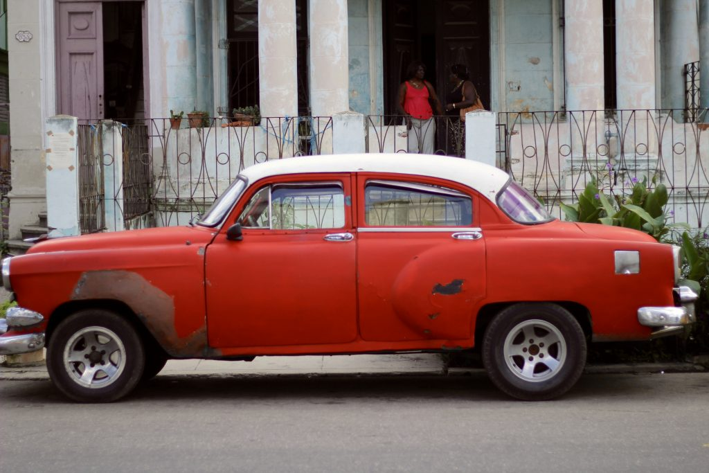 Vintage cars Classic cars in Havana