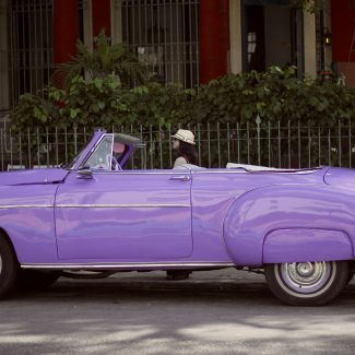 The Candy Coloured Classic Cars of Havana