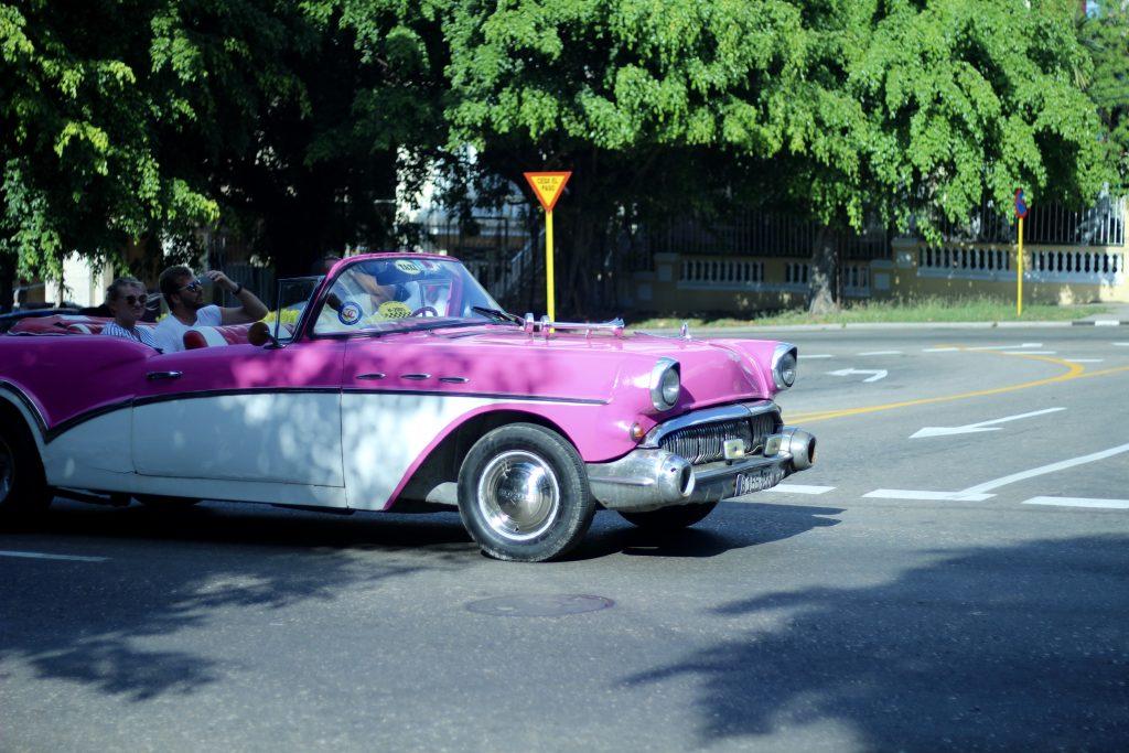 Vintage cars Classic cars in Havana