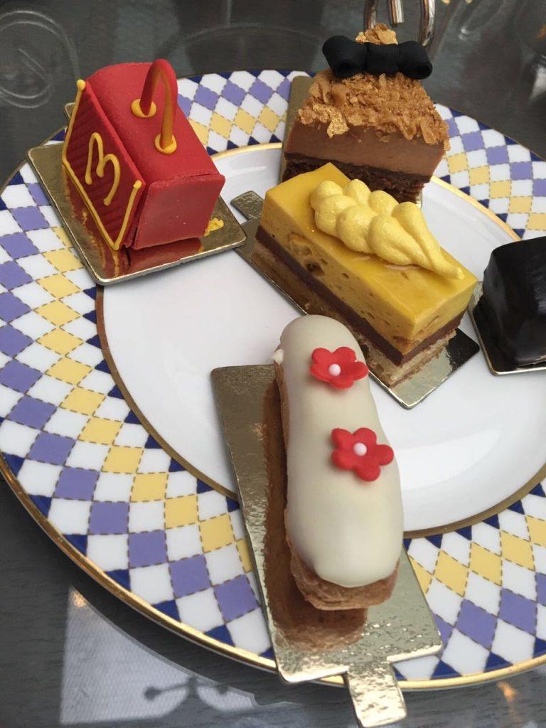 Afternoon tea cake