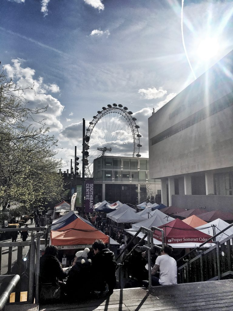 Food market south bank