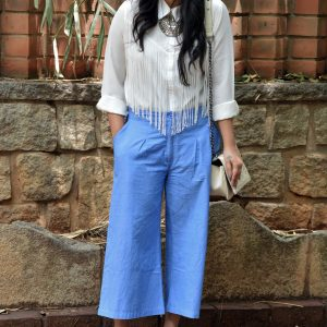 How to rock the fringe trend - Fashion and Frappes