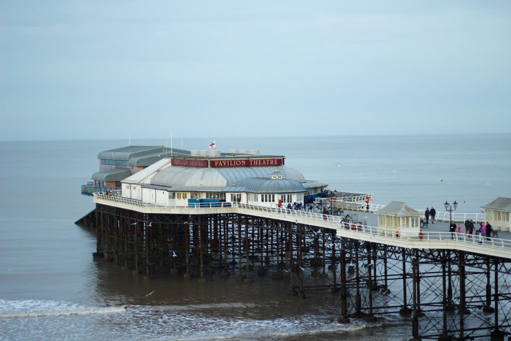 Pier in Norfolk bucket list