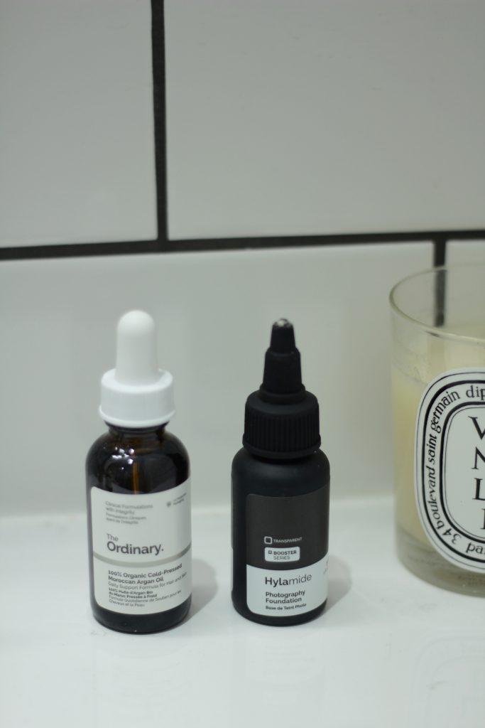 The Ordinary 100% Organic Cold-Pressed Moroccan Argan Oil