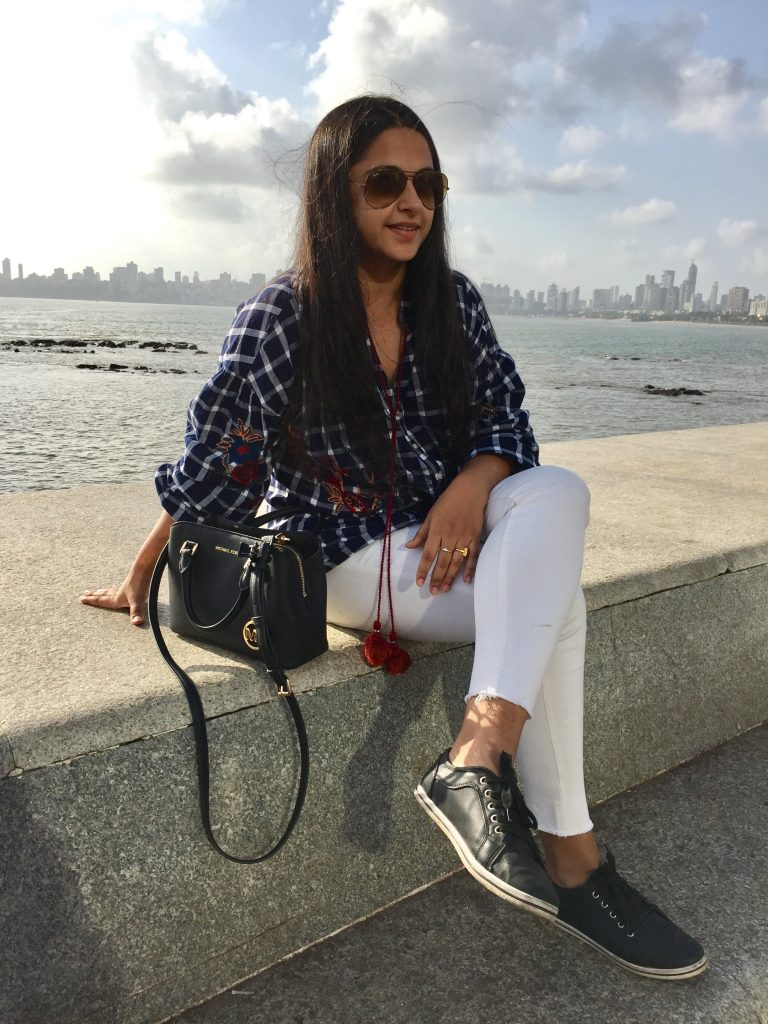 Perfect Day For A Marine Drive #OOTD