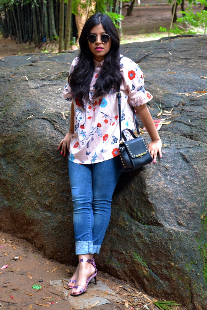 Denim-ootd-fashion and frappes