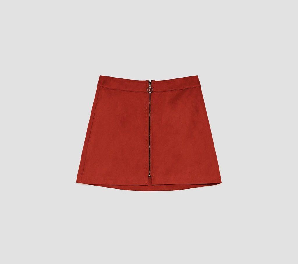 five things skirt