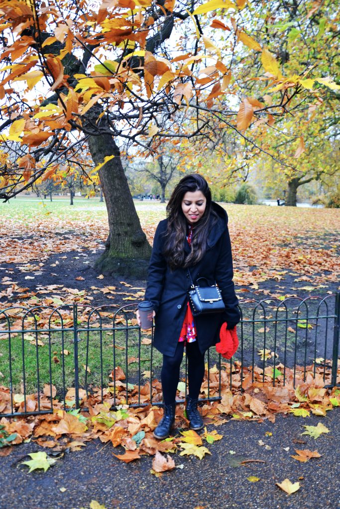 Walking Around London In Winter – OOTD