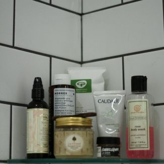 In the Shower – My Curated Shower Products