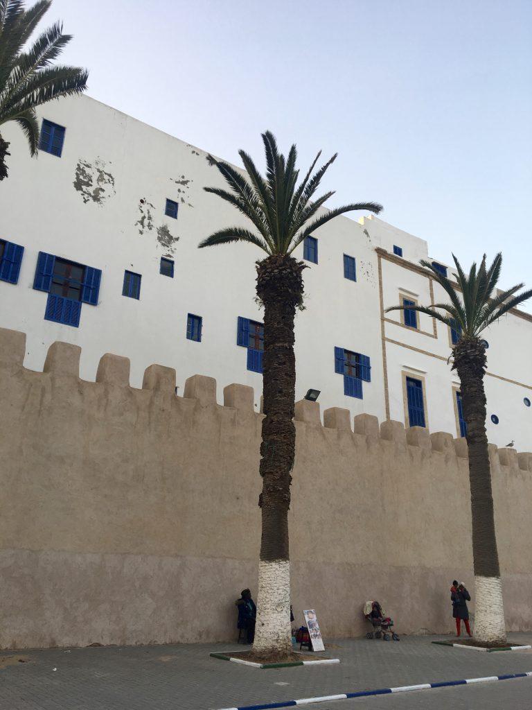 Essaouira promenade Morocco