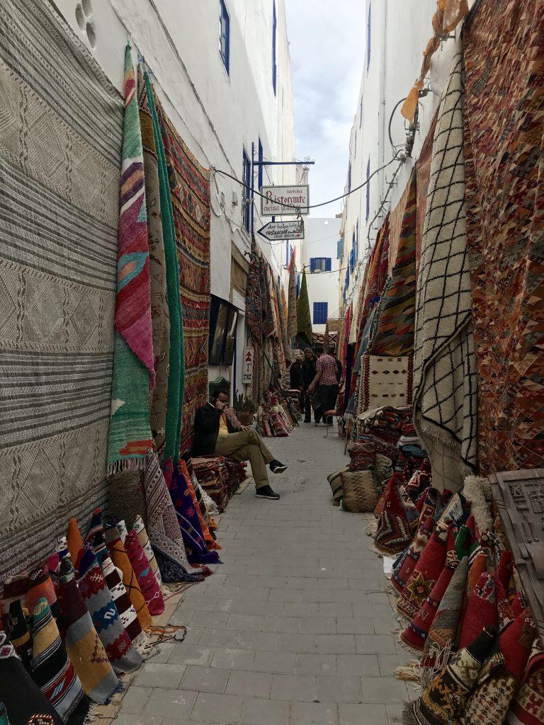 Essaouira market Morocco