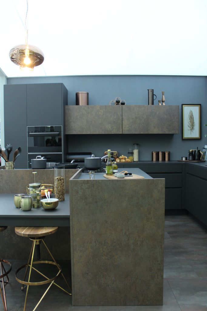 Model Kitchen Ideal Home Show
