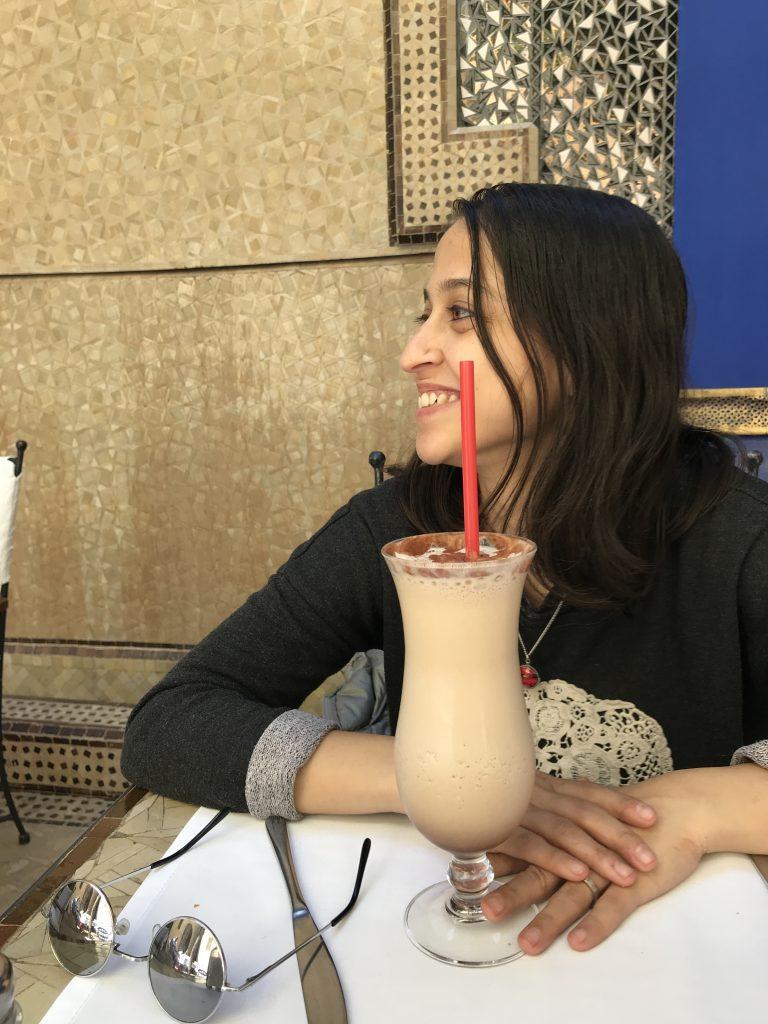 Cafe Arabe Marrakesh