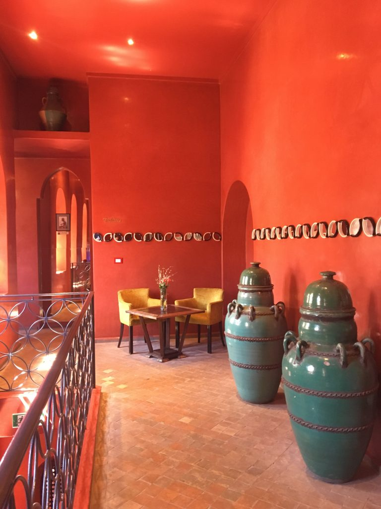Cafe Arabe Marrakesh