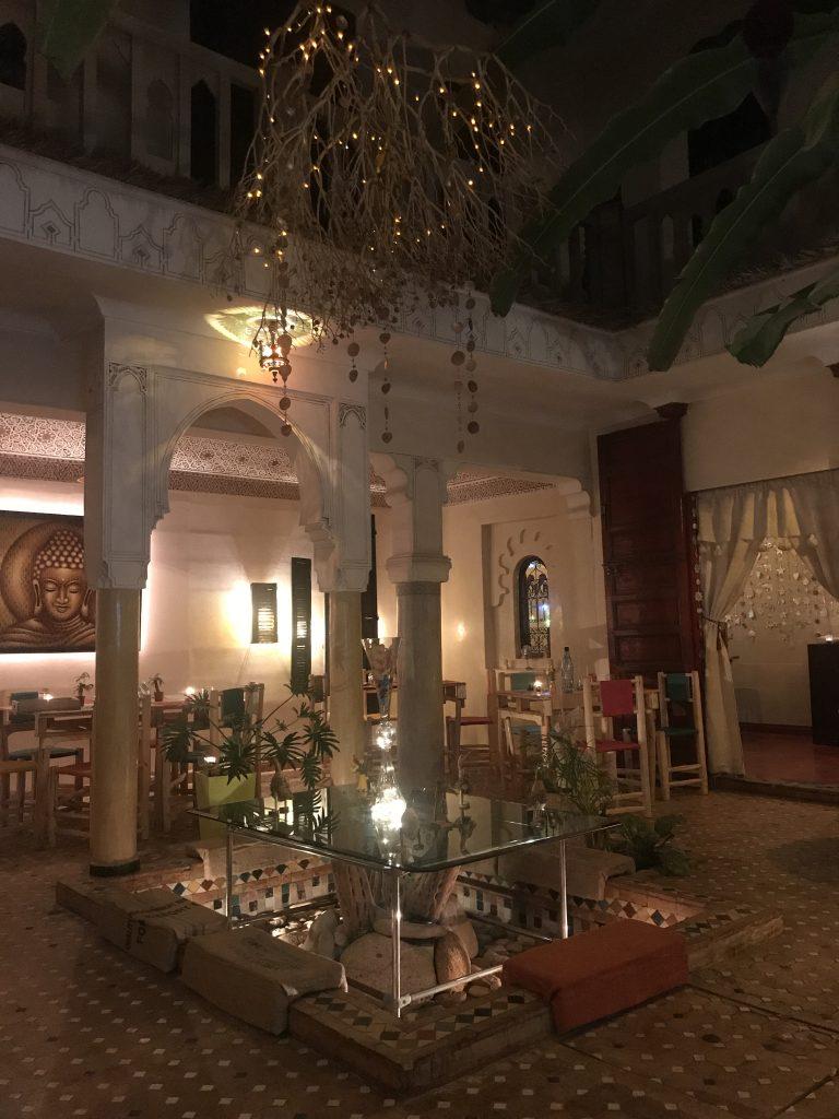 Exotic Bali Marrakesh restaurants
