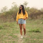 Two Summer Trends – Yellow And Shorts