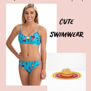 Beach essentials swimwear