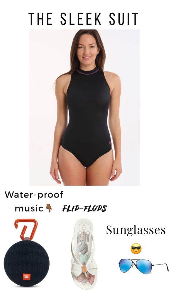 Beach essentials simply swim