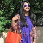 A Fashion Stylists Love for Bright Colours