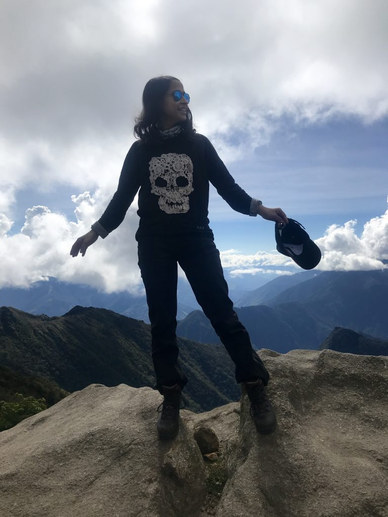 fashion girl's guide to Machu Picchu
