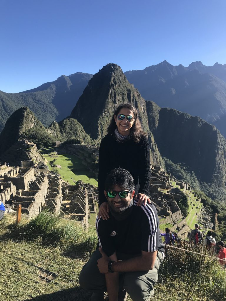 Fashion girl's guide to Macchu Picchu