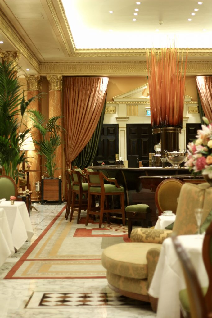 The Dorchester afternoon tea at Promenade London