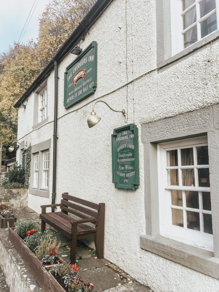 Country Pub, Peak District, UK, Travel in the UK