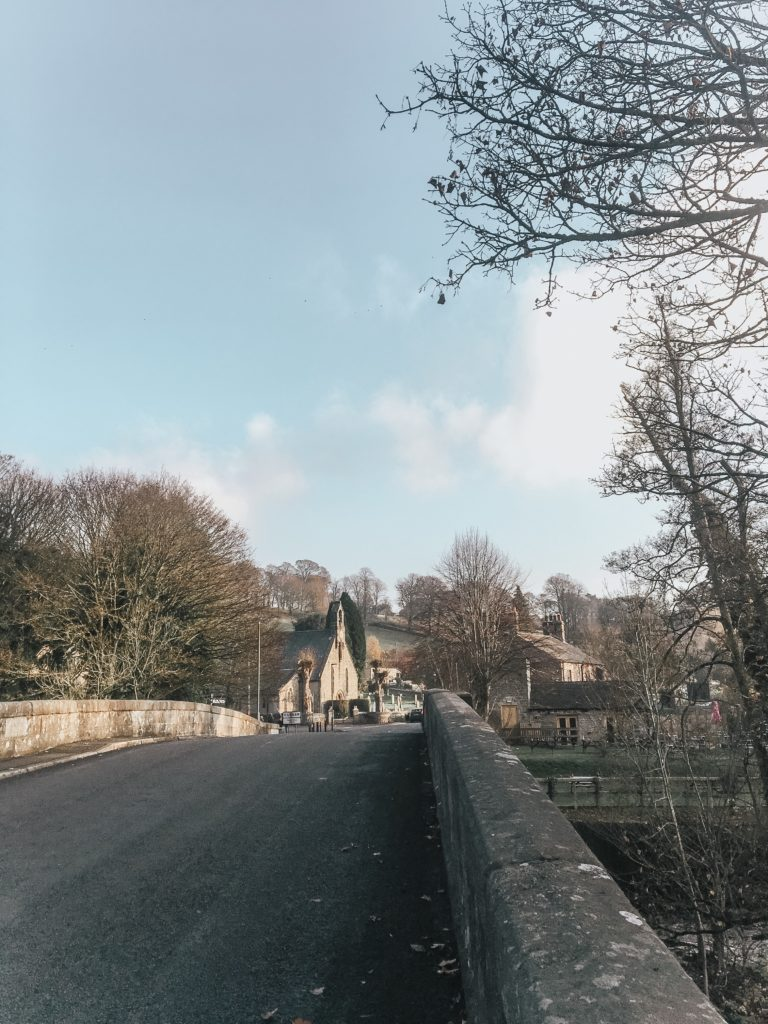 Peak District, UK, Travel in the UK