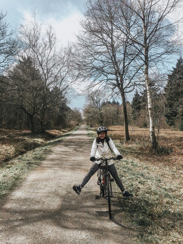 Cycling University of Kent Canterbury